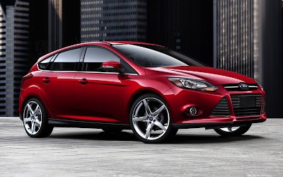 Ford on Ford Focus  Luci A Led  Active City Stop  Motore 1 0 Ecoboost  3