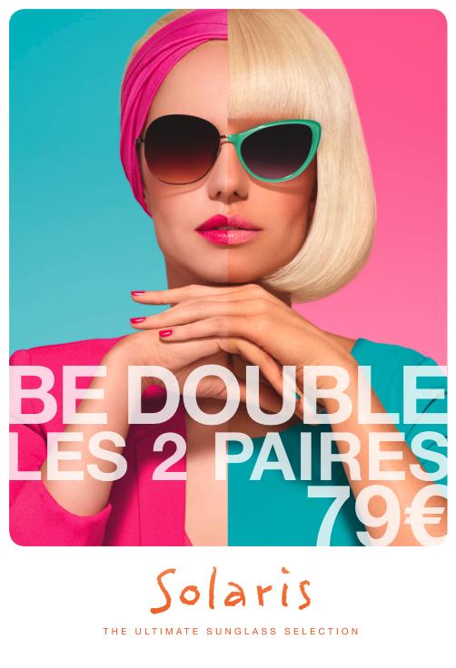 Solaris - Be Double