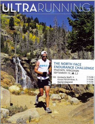 Ultrarunnng Magazine December 2012