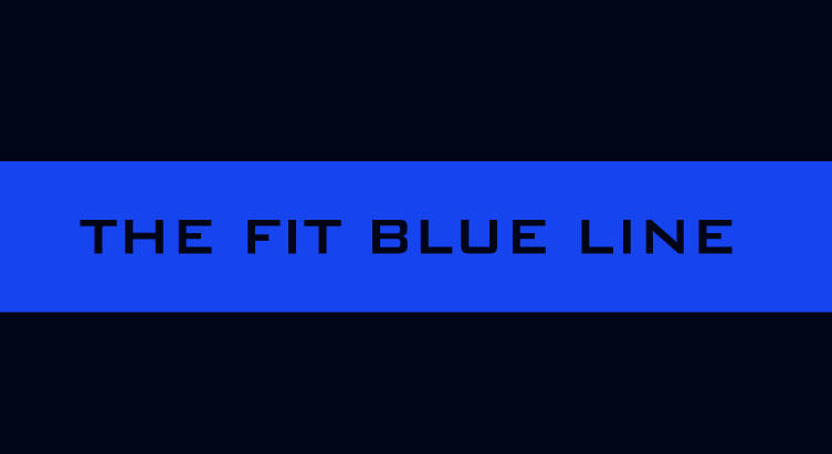 THE FIT BLUE LINE