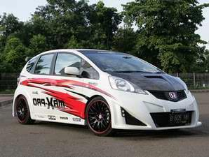 Honda jazz rs