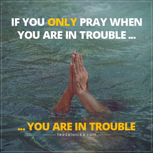 kutipan tentang berdoa