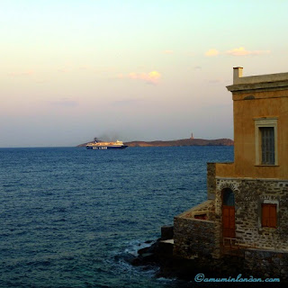 Syros Island, Greece - A Mum in London