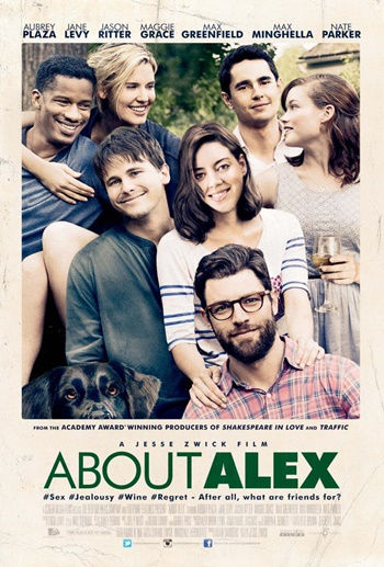 A Propòsito de Alex DVDRip Latino