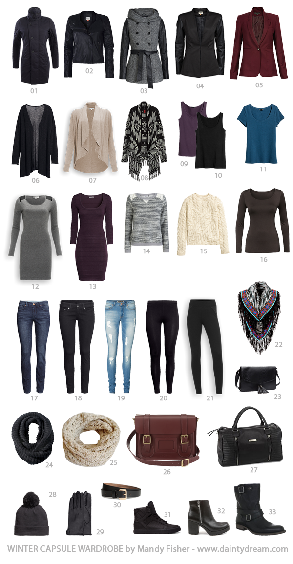 Summer/Spring Capsule Wardrobe | House of Holts