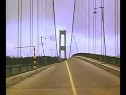สะพานโยกสั่นพัง Gallopin Gertie Bridge
