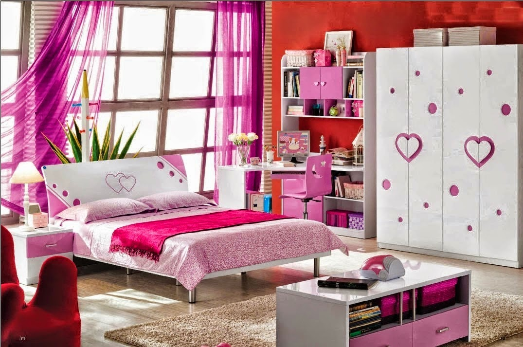romantic bedroom designing ideas