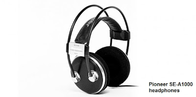 Pioneer SE-A1000 headphones price, specifications and review