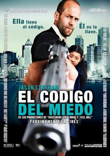 El Codigo Del Miedo (2012)