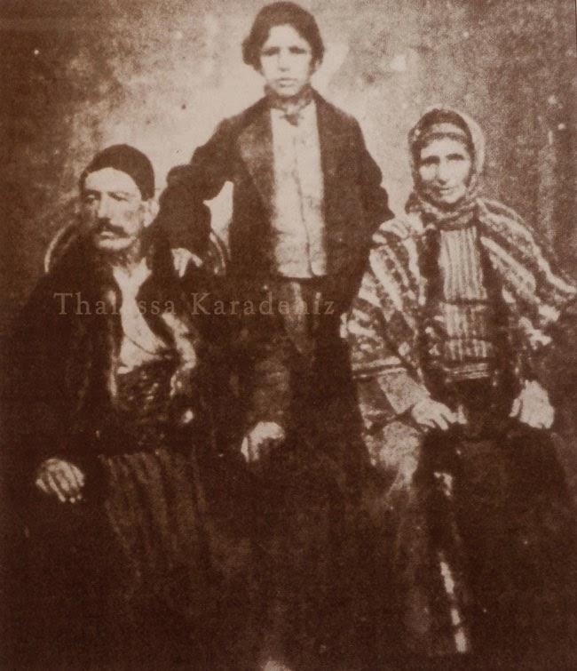 Η ζωή στον Εύξεινο Πόντο πριν τον Ξεριζωμό