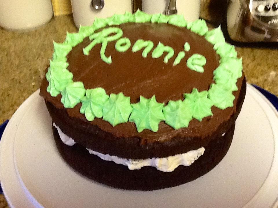 Birthday Cake For Ronnie : Snacks!