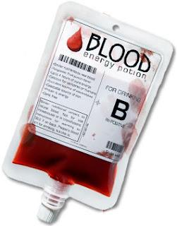 Beba sangue