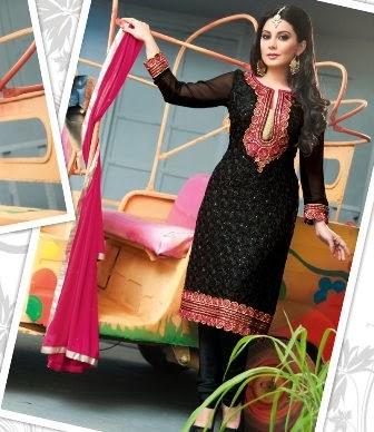 Designer Salwar Kameez Kurtis