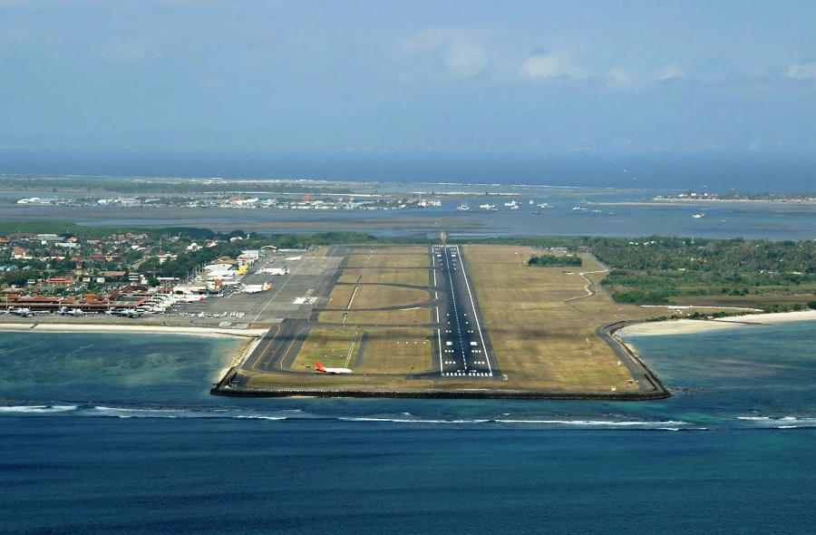 Bandara Ngurah Rai Bali. ZonaAero