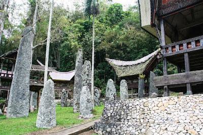 Bori' Kalimbuang, Deretan Menhir Megalitik nan Eksotik