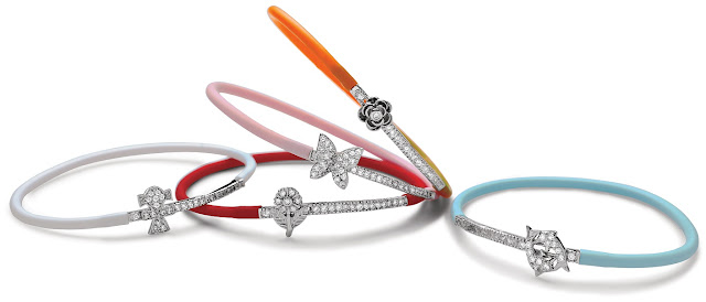 Tanya Rossi 'Silli is Sexy' Collection Silicon and Sterling Silver Bracelets Wristbands