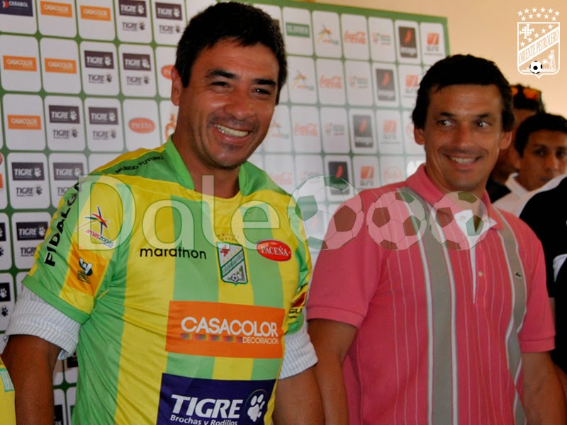 Oriente Petrolero - Jose Basualdo - Daniel Bernard - DaleOoo.com sitio del Club Oriente Petrolero