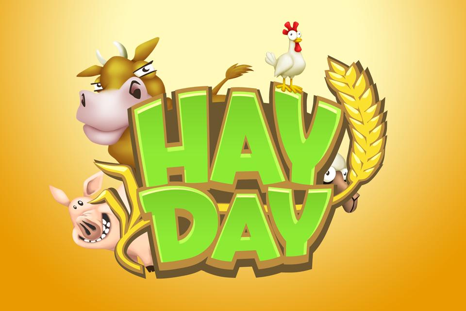 El videojuego Hay day