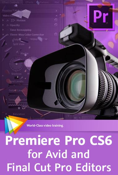 Video2Brain - Premiere Pro CS6 for Avid and Final Cut Pro Editors