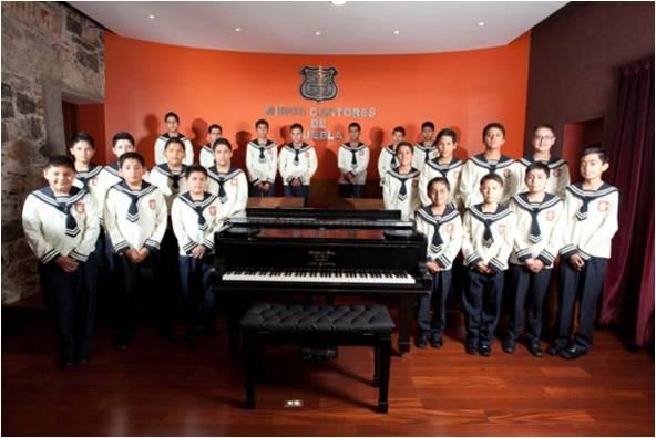 Niños Cantores de Puebla