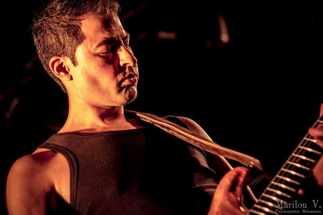 Ben Azar (Yossi Sassi, Marty Friedman)