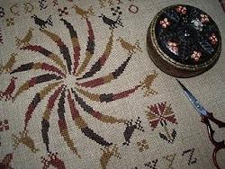 Pennsylvania Pinwheel