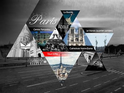 Voyage á París