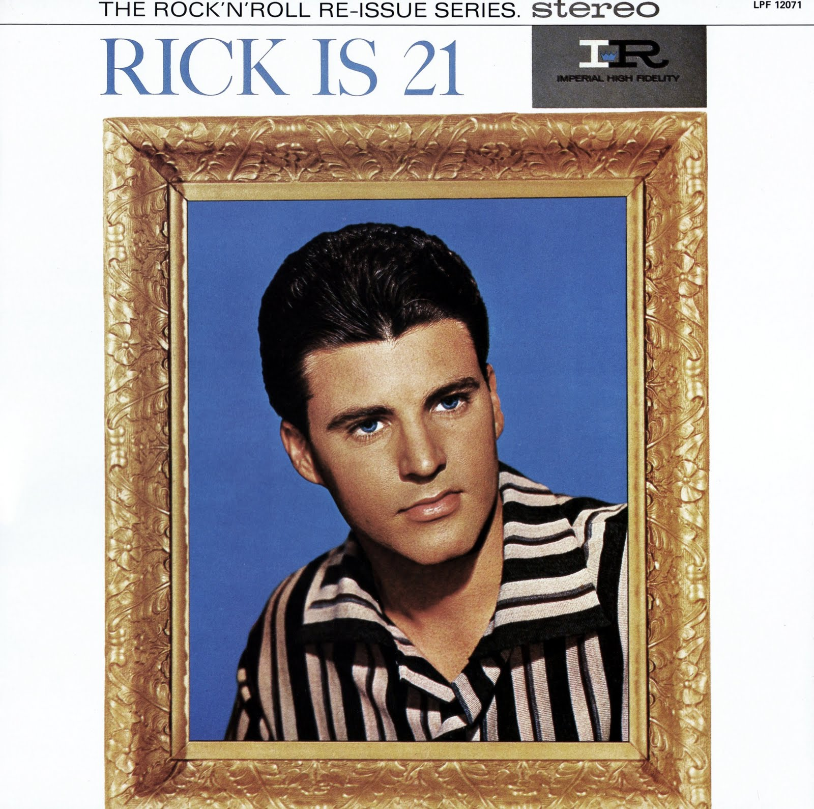 Ricky Nelson Rick Nelson Mean Old World