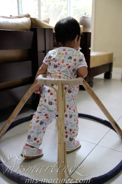 Baby Steps: Walking at 11 Months - MrsMartinezs Raves and