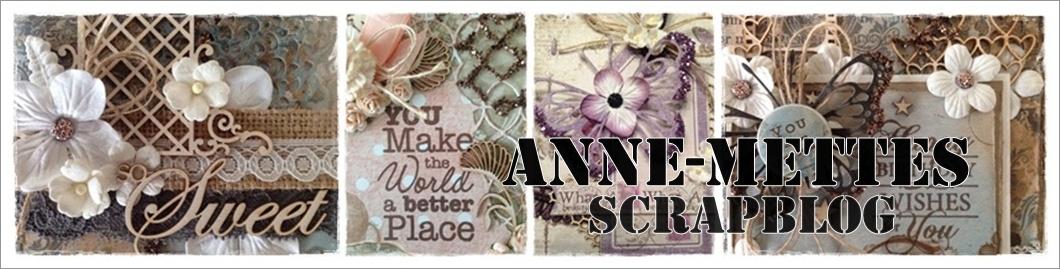 Anne-Mette´s scrapblog