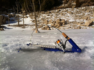 JawJacker Ice Fishing