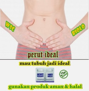 wsc obat diet herbal halal aman