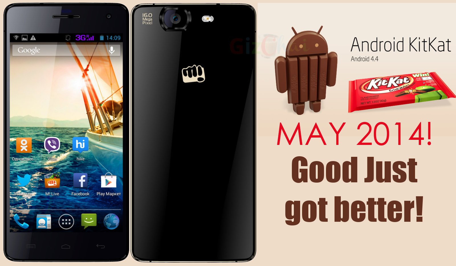 Phone Karbonn All Android Phone micromax gionee xolo karbonn and all mediatek running phones will get android 4 kitkat by may 2014