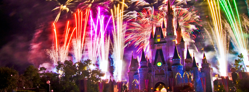Disney world facebook covers