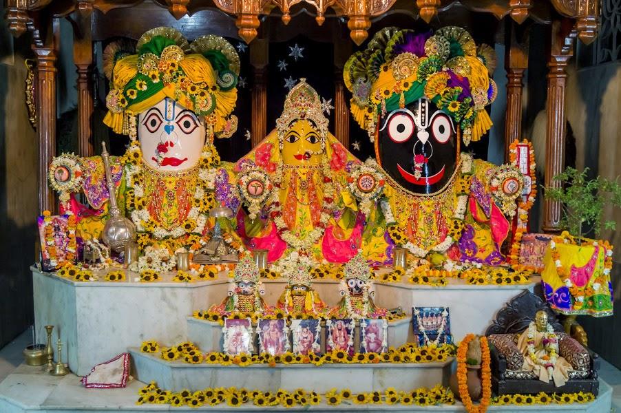 Mayapur - Jagannath Mandir Rajapur