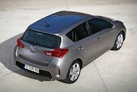 Toyota Auris 2013 design exterior