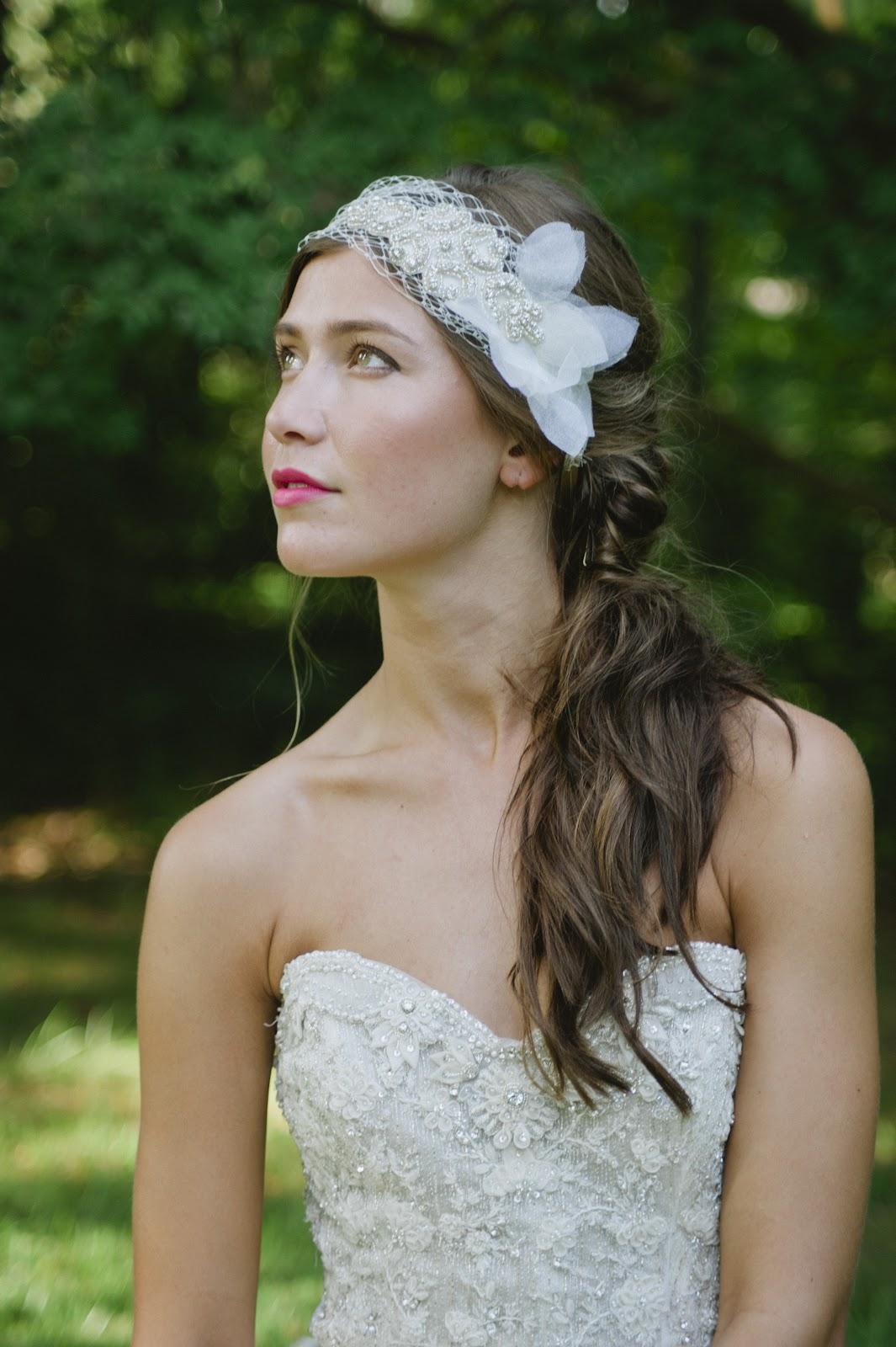 Wedding Hair Embellishments.
