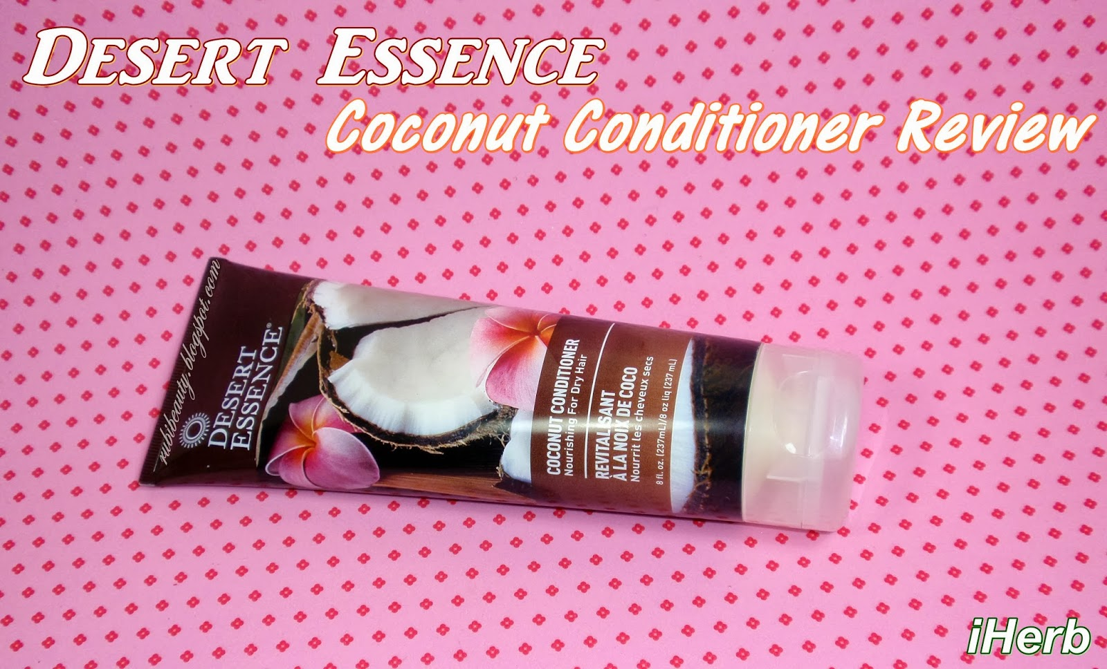 review desert essence coconut conditioner acondicionador coco iherb