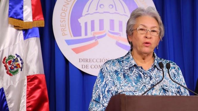 La ministra de Salud Pública, doctora Altagracia Guzmán Marecelino, anunció el inicio del Plan de Prevención para evitar la entrada del virus del ébola al país, con un presupuesto inicial de 70 millones de pesos.
