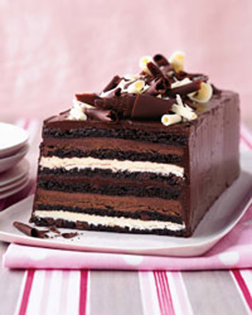 Chocolate Truffle Cake Images : Paper and Food A Creativity Blog: Chocolate Truffle ...
