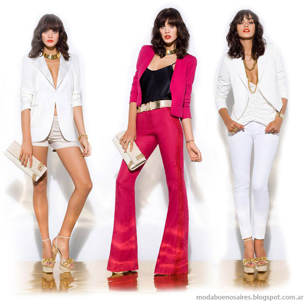 Moda 2014, Naima primavera verano 2014, Trajes de mujer.