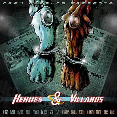 Crew Cuervos - Livertad (con Tosko)