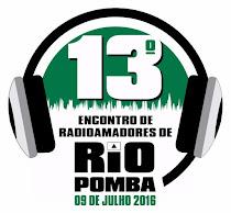 13º ENCONTRO DE RADIOAMADORES EM RIO POMBA - MG