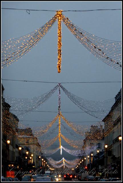Rue Royale Versailles Christmas Noël