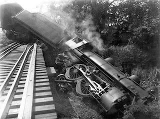 Team Tracker Train Wreck
