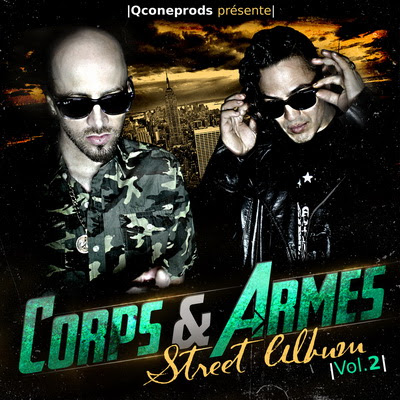 Corps&Armes - Street Album Corps&Armes Vol.2 (2015)