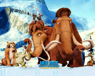 Juego: Rescate Ice Age