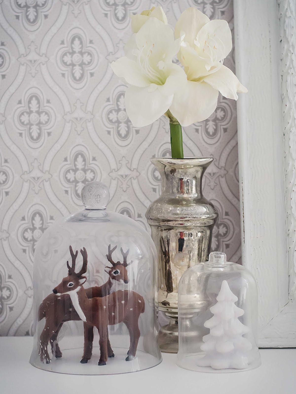 Julbloggen Min vita jul - Sveriges bästa julblogg!: Jul i mitt sovrum