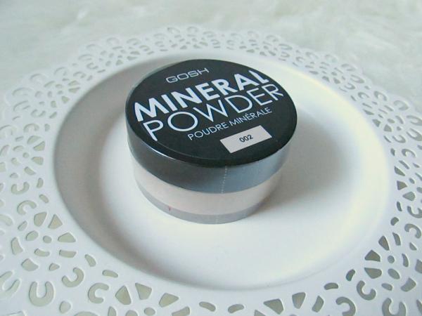 GOSH Mineral Powder - 002 Ivory