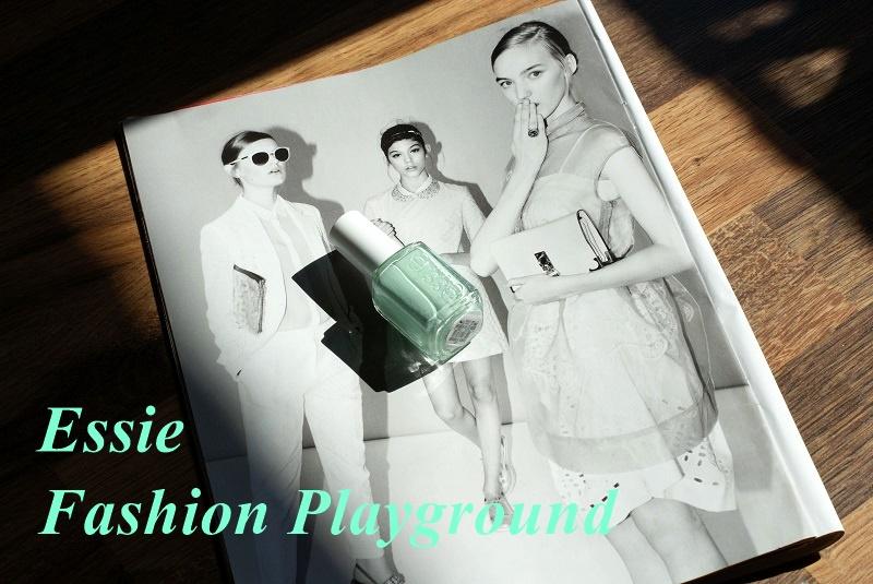 Fashion Playground / Essie.